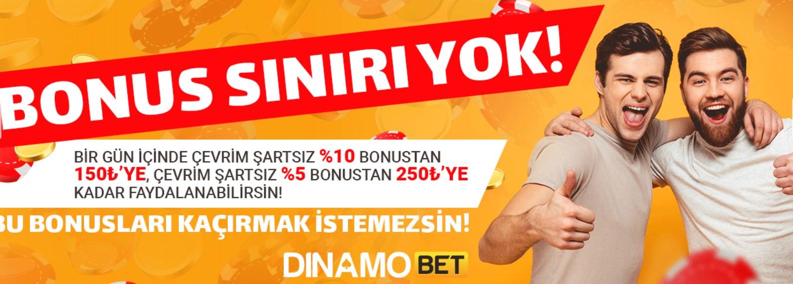 Dinamobet Bahis İnceleme, Giriş ve Dinamobet Müşteri Anketi